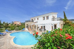 Star Villa — Luxury villa for rent in Paphos