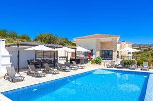 Peyia Villa — Luxury villa for rent in Paphos