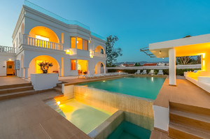 Belvedere House — Luxury villa for rent in Paphos