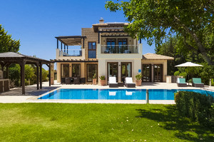 Villa Maria — Luxury villa for rent in Paphos