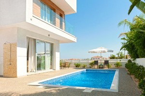 Beach Vibes — Luxury villa for rent in Protaras