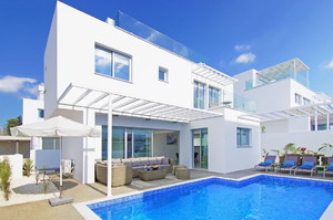 Morning Star — Luxury villa for rent in Ayia Napa