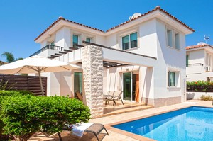 Villa Andreas — Luxury villa for rent in Protaras