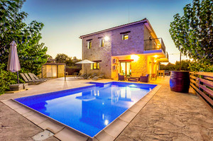 Villa Nikolina — Villa for rent in Paphos