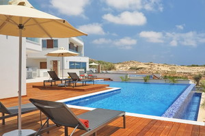 Beachfront Villa — Luxury villa for rent in Ayia Napa