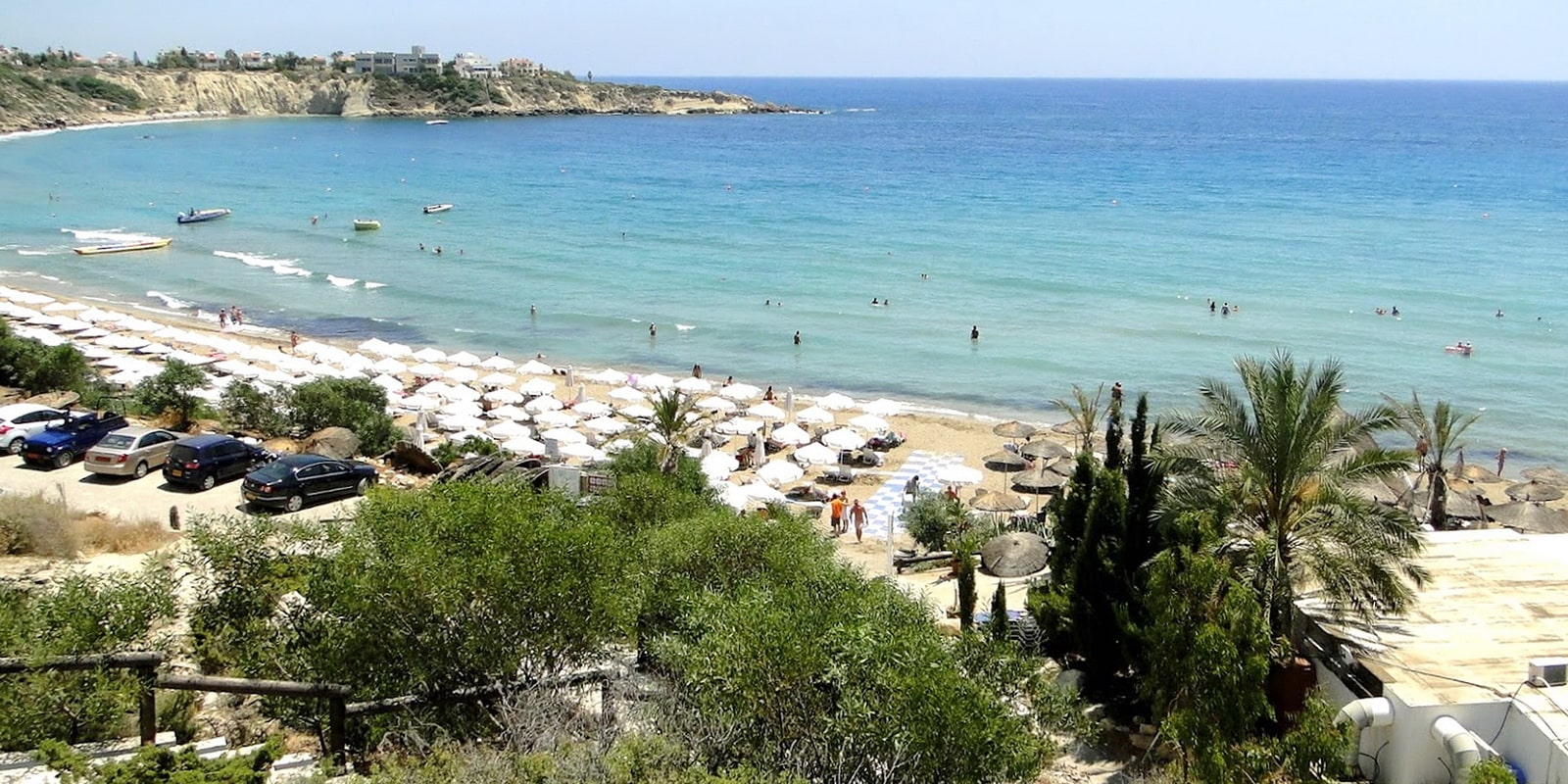 Coral Bay Beach Peyia Cyprus